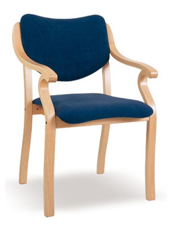 schichtholzstuhl maja 4 stoffbezug m n sseschutz st hle mit holzgestell sitzm bel indo. Black Bedroom Furniture Sets. Home Design Ideas