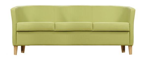 Dreisitzer-Sofa Modell QUBE