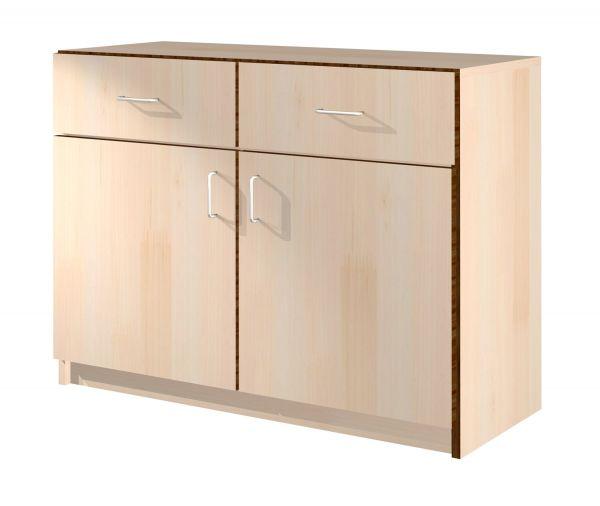 Sideboard mit 2 Türen und 2 Schubladen