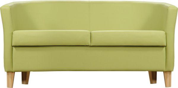 Zweisitzer-Sofa Modell QUBE