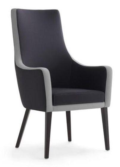 Sessel Modell FLOWER, hohe Rückenlehne